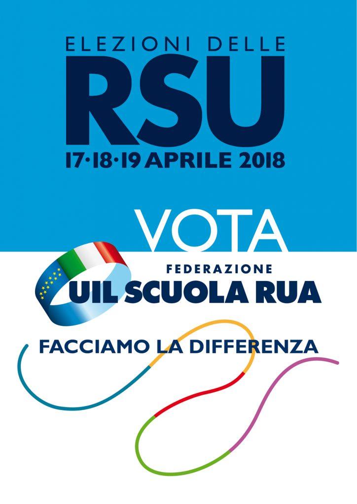 Immagine della galleria: RSU 2018 – Insieme facciamo la differenza