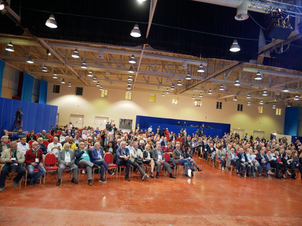 Immagine della galleria: XIV Congresso Uil Scuola | La giornata inaugurale | 16 maggio
