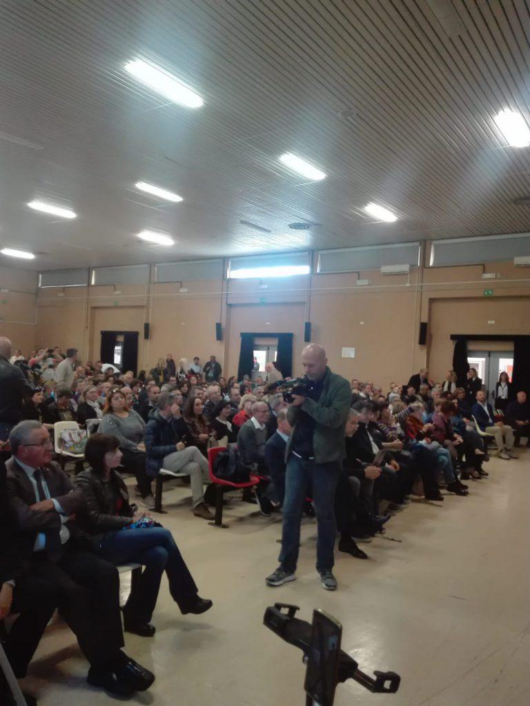 Immagine della galleria: Le tre assemblee nazionali: Bari, Roma, Milano.