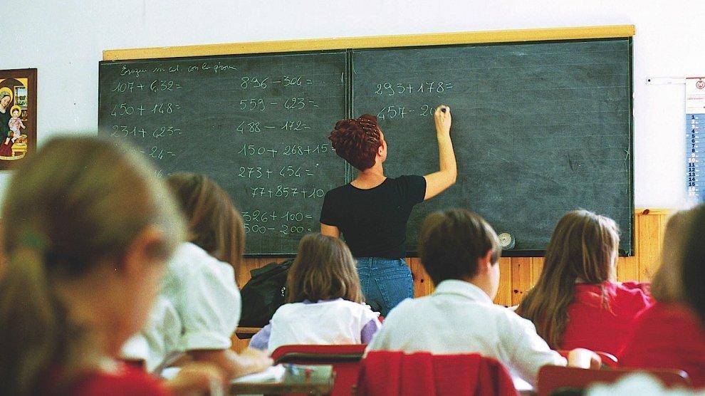 Integrazione graduatorie di istituto personale docente