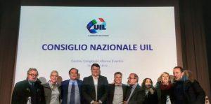 Dal Consiglio nazionale della UIL le nomine di Bombardieri e Palombella