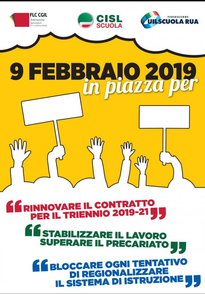 """Turi: non sarà una manifestazione """"contro"""" sarà una manifestazione """"propositiva"""""""