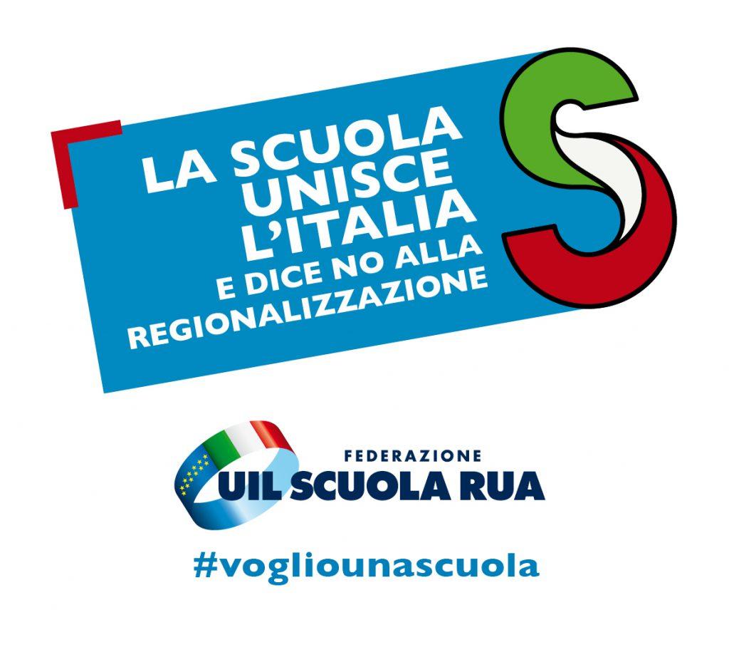 Parte la campagna di comunicazione Uil Scuola #vogliounascuola