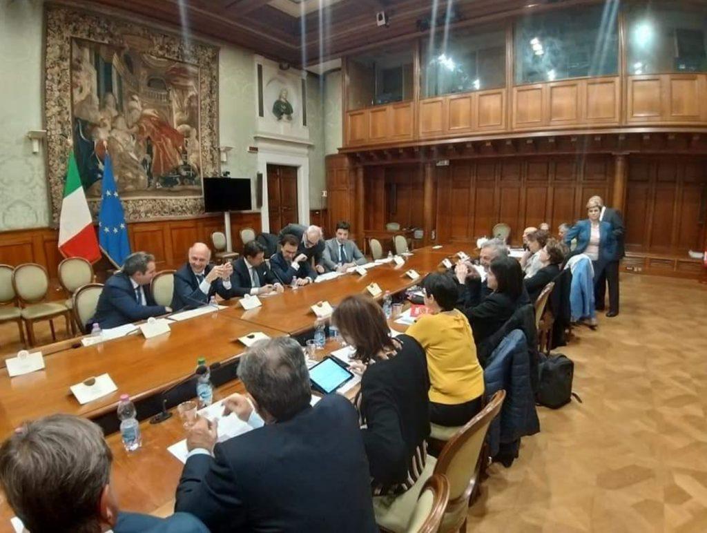 Firmata l'intesa a Palazzo Chigi. Sospeso lo sciopero del 17 maggio.