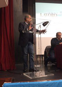 ATTIVO PUBBLICO IMPIEGO A ROMA | Turi: la nostra è battaglia culturale. Non dobbiamo avere paura di stare fuori dal coro.