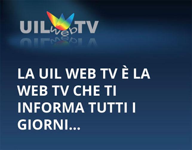 Immagine della galleria: UILWEB TV