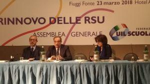 Immagine della galleria: Assemblea nazionale RSU Fiuggi