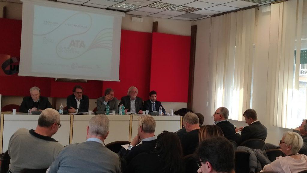 Immagine della galleria: ATA: un futuro da costruire