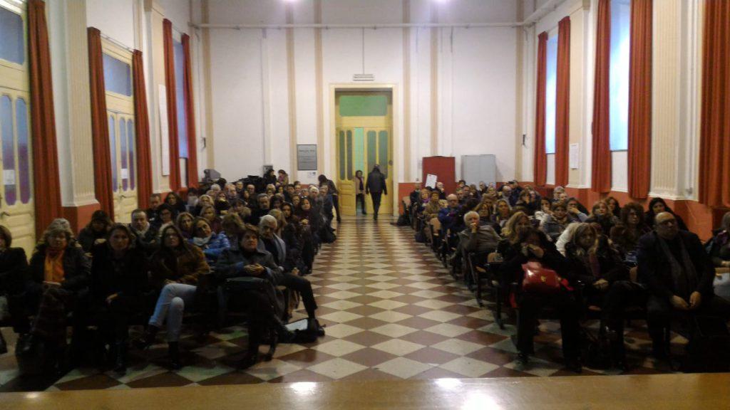Bilancio molto positivo: tanti incontri e assemblee attente in tutte le regioni