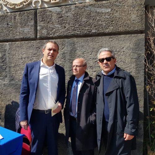 De Magistris, Panacea, Di Zazzo a Napoli