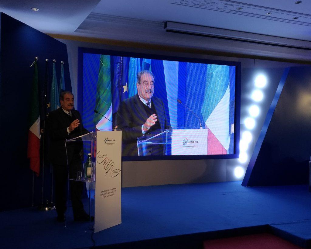 Turi: serve piano B. Ministro abbia approccio collaborativo.