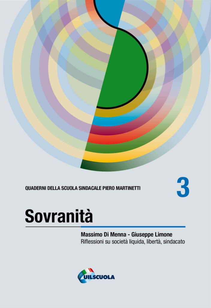 I quaderni della scuola sindacale Martinetti / SOVRANITA'