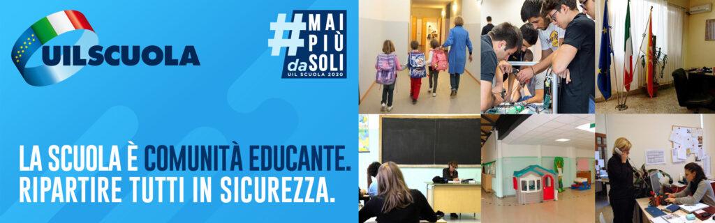 Inizio Anno Scolastico 20-21 >>> Il Memorandum Uil Scuola