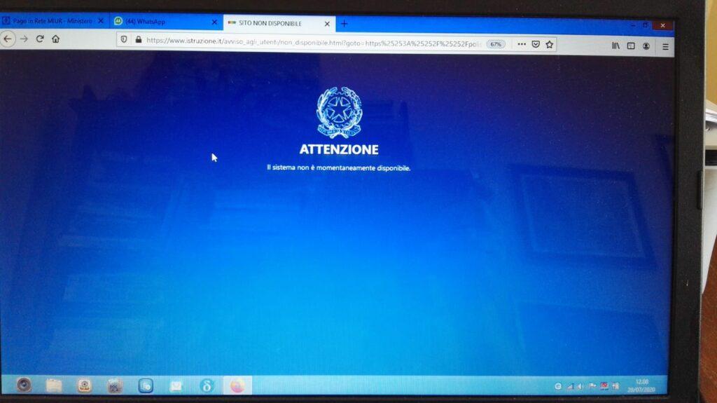Malfunzionamento per la gestione delle domande per le graduatorie provinciali: inviato telegramma al MI
