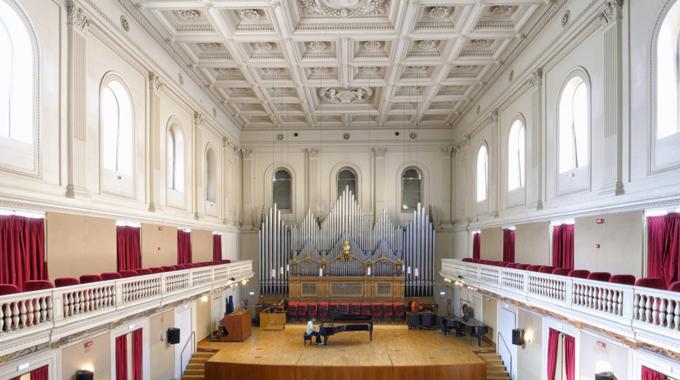 Riscatto periodo studio di studi Conservatorio musicale