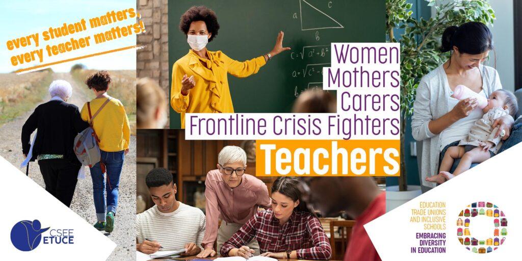"""EUROPA / Giornata internazionale della donna: donne insegnanti, """"supereroi invisibili"""" o protagoniste?"""