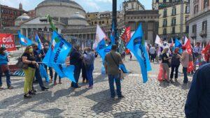 Immagine della galleria: 9 giugno: le immagini dalle piazze